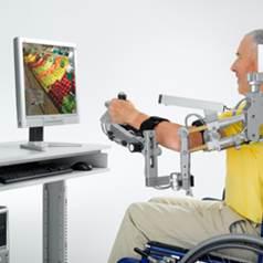 توانبخشی در محیط مجازی و روباتیک
